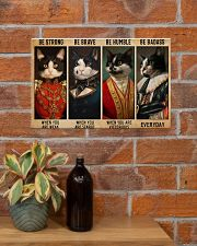 LIMITED EDITION - CATS - POS90329TU 17x11 Poster poster-landscape-17x11-lifestyle-23