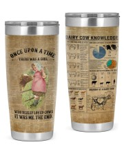 LIMITED EDITION - COWS - 10930TU 20oz Tumbler front
