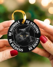 LIMITED EDITION - CAT LOVERS 10903A Circle ornament - single (porcelain) aos-circle-ornament-single-porcelain-lifestyles-08
