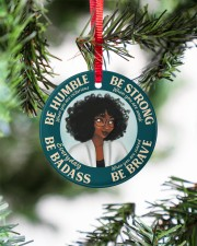 LIMITED EDITION - BE STRONG - 11046TU Circle ornament - single (porcelain) aos-circle-ornament-single-porcelain-lifestyles-07