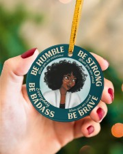 LIMITED EDITION - BE STRONG - 11046TU Circle ornament - single (porcelain) aos-circle-ornament-single-porcelain-lifestyles-09