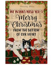 LIMITED EDITION - CAT LOVERS 10768A 11x17 Poster front