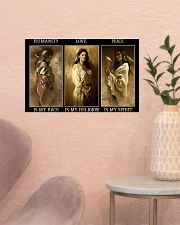 LIMITED EDITION - PEACE - POS90343TU 17x11 Poster poster-landscape-17x11-lifestyle-22