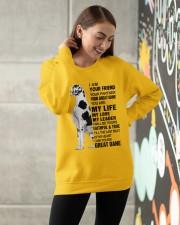 LIMITED EDITION - MY DOG - TS80393TU Crewneck Sweatshirt apparel-crewneck-sweatshirt-lifestyle-front-14