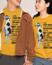 LIMITED EDITION - MY DOG - TS80393TU Crewneck Sweatshirt apparel-crewneck-sweatshirt-lifestyle-front-73