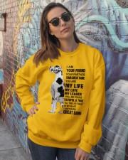 LIMITED EDITION - MY DOG - TS80393TU Crewneck Sweatshirt lifestyle-unisex-sweatshirt-front-3