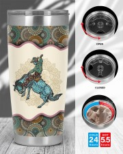 LIMITED EDITION - HORSES - 10894TU 20oz Tumbler aos-20oz-tumbler-lifestyle-front-45