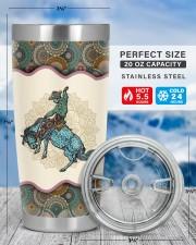 LIMITED EDITION - HORSES - 10894TU 20oz Tumbler aos-20oz-tumbler-lifestyle-front-49
