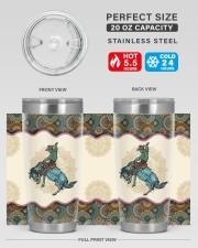 LIMITED EDITION - HORSES - 10894TU 20oz Tumbler aos-20oz-tumbler-lifestyle-front-60