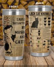 LIMITED EDITION - BLACK CAT - 10927TU 20oz Tumbler aos-20oz-tumbler-lifestyle-front-58