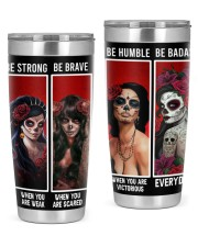 LIMITED EDITION - SKULL BE STRONG - 6956TU 20oz Tumbler front