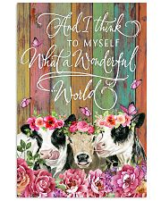 LIMITED EDITION - FARMER COW LOVERS - 80301P 11x17 Poster front