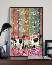 LIMITED EDITION - FARMER COW LOVERS - 80301P 11x17 Poster lifestyle-poster-2