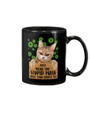 LIMITED EDITION - CAT LOVERS 9983A Mug front