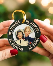 LIMITED EDITION - BE STRONG - 90162TU Circle ornament - single (porcelain) aos-circle-ornament-single-porcelain-lifestyles-08