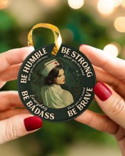 LIMITED EDITION - BE STRONG - 10929TU Circle ornament - single (porcelain) aos-circle-ornament-single-porcelain-lifestyles-08