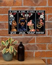 LIMITED EDITION - BLACK GIRLS  - 60000P 17x11 Poster poster-landscape-17x11-lifestyle-23