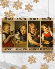 LIMITED EDITION - MY CAT - POS90330TU 17x11 Poster aos-poster-landscape-17x11-lifestyle-30