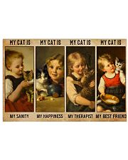 LIMITED EDITION - MY CAT - POS90330TU 17x11 Poster front