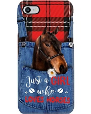 LIMITED EDITION - FUNNY HORSES 90123A Phone Case i-phone-8-case