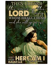 LIMITED EDITION - NURSES - 80326TU 11x17 Poster front
