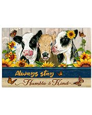 LIMITED EDITION - FARMER COW LOVERS - 80241P 17x11 Poster front