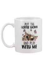 LIMITED EDITION - CAT LOVERS - 9980A Mug back