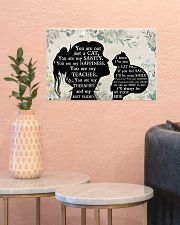 LIMITED EDITION - MY CAT - HD12047TU 17x11 Poster poster-landscape-17x11-lifestyle-21