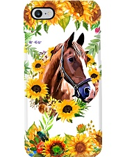 LIMITED EDITION - FARMER HORSE LOVERS - 6886P Phone Case i-phone-8-case