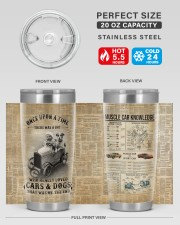 LIMITED EDITION - BOY AND CARS - 90109TU 20oz Tumbler aos-20oz-tumbler-lifestyle-front-60