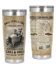LIMITED EDITION - BOY AND CARS - 90109TU 20oz Tumbler front