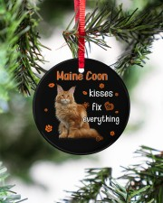 LIMITED EDITION - CAT LOVERS 10937A Circle ornament - single (porcelain) aos-circle-ornament-single-porcelain-lifestyles-07