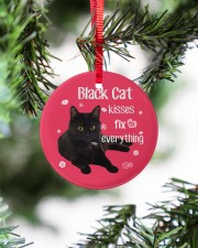 LIMITED EDITION - BLACK CAT 90049AA Circle ornament - single (porcelain) aos-circle-ornament-single-porcelain-lifestyles-07