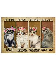 LIMITED EDITION - CAT LOVERS 10838A 17x11 Poster front