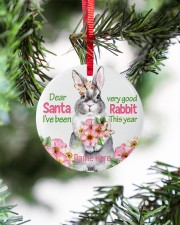 LIMITED EDITION - RABBIT LOVERS - 80224P Circle ornament - single (porcelain) aos-circle-ornament-single-porcelain-lifestyles-07