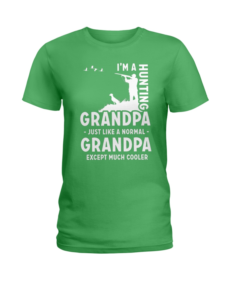 GRANDPA GRANDPA GRANDPA Ladies T-Shirt