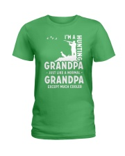 GRANDPA GRANDPA GRANDPA Ladies T-Shirt front