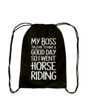HORSE HORSE Drawstring Bag thumbnail