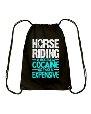 HORSE HORSE Drawstring Bag tile