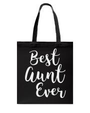 Mom Mom Mom Tote Bag thumbnail