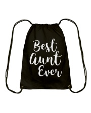 Mom Mom Mom Drawstring Bag thumbnail