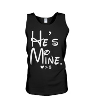 Couples Couples Unisex Tank tile