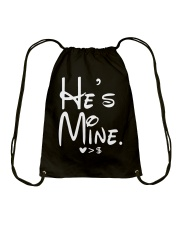 Couples Couples Drawstring Bag thumbnail