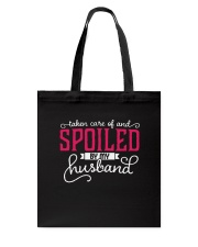 HUSBAND HUSBAND HUSBAND Tote Bag thumbnail