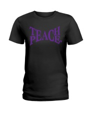 TEACHER TEACHER TEACHER TEACHER Ladies T-Shirt thumbnail
