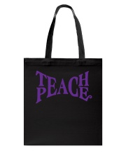 TEACHER TEACHER TEACHER TEACHER Tote Bag thumbnail