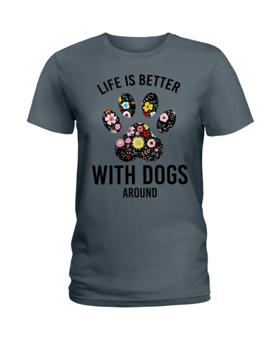 Life is better with dog around
