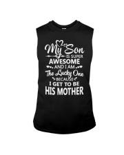Mom Mom Mom Sleeveless Tee thumbnail