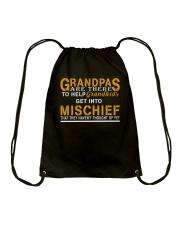 GRANDPA GRANDPA GRANDPA Drawstring Bag thumbnail