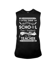 TEACHER TEACHER TEACHER TEACHER Sleeveless Tee thumbnail